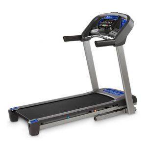 Horizn Fitness Treadmill T101 2.5Hp User Capacity 135Kg