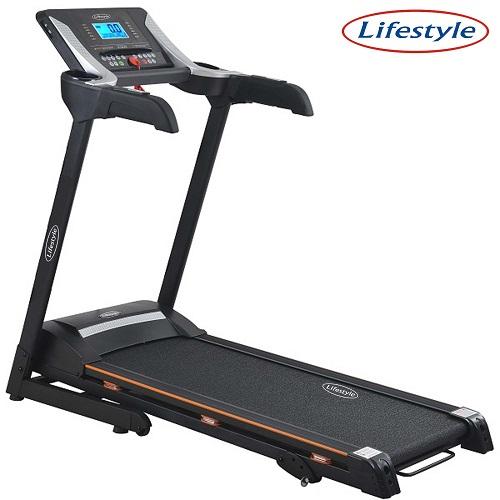 Lifestyle Treadmill T140 Motorized 2HP 110KG