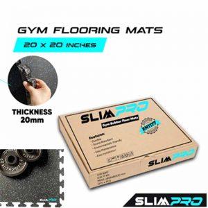 gym flooring mate slimpro